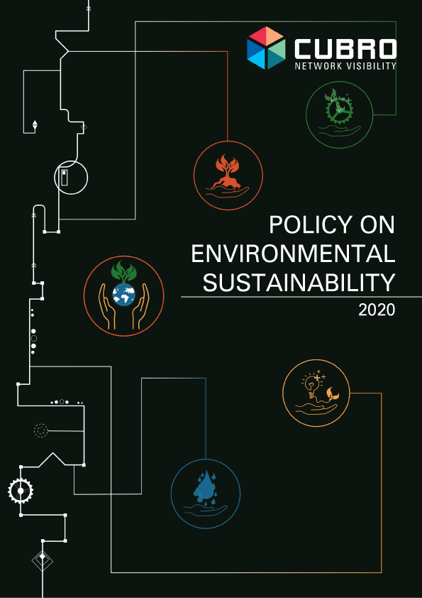 Cover of Cubro's Environmental Sustainable policy