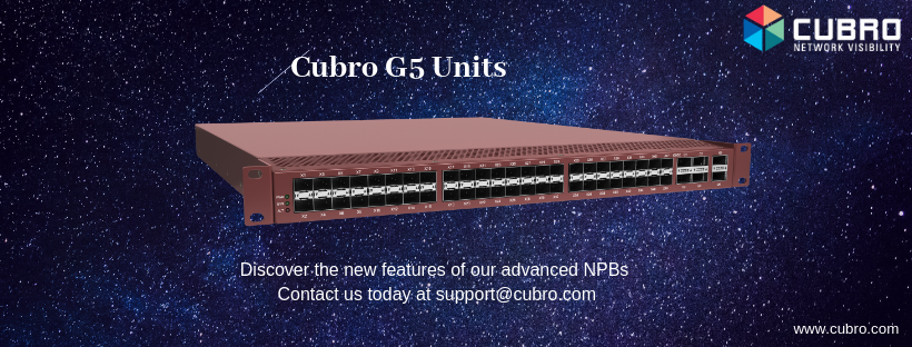 Cubro Releases Software Version 2 for G5 Units