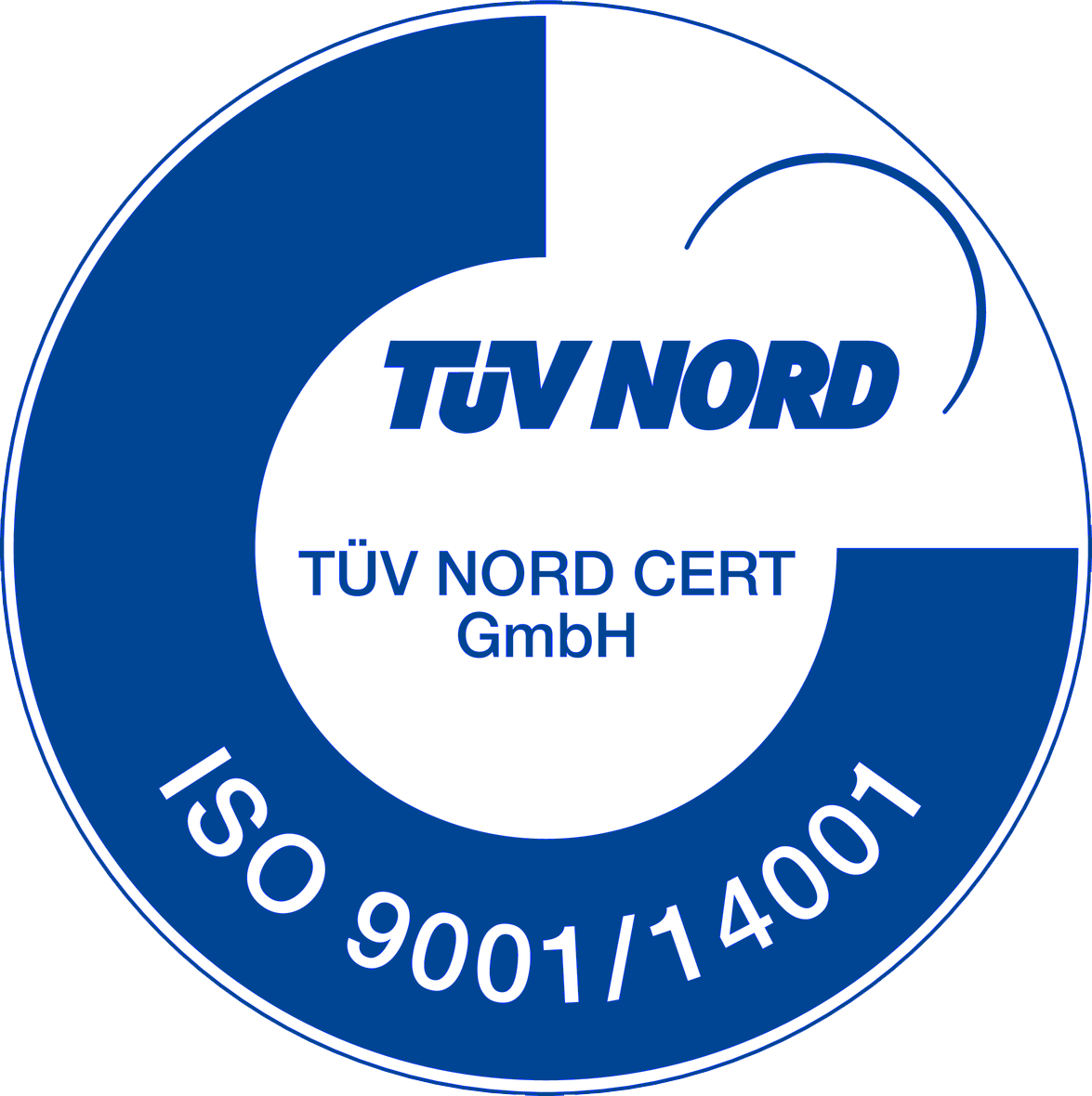 Cubro ISO certification