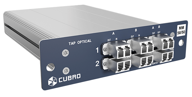 Optical TAP OPTO-2 from Cubro