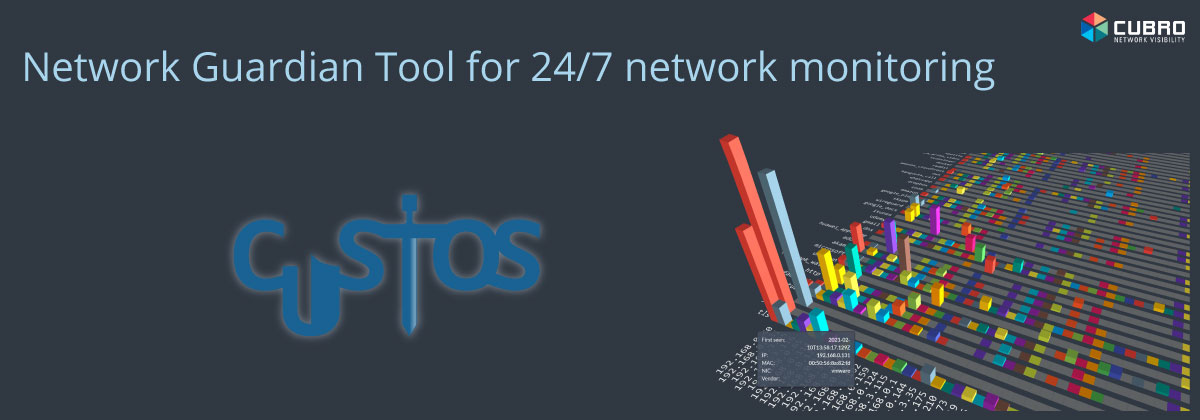 Custos - Network Monitoring & Security Software