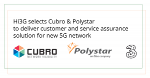 Hi3G Selects Cubro and Polystar
