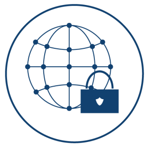 cubro icon protected network