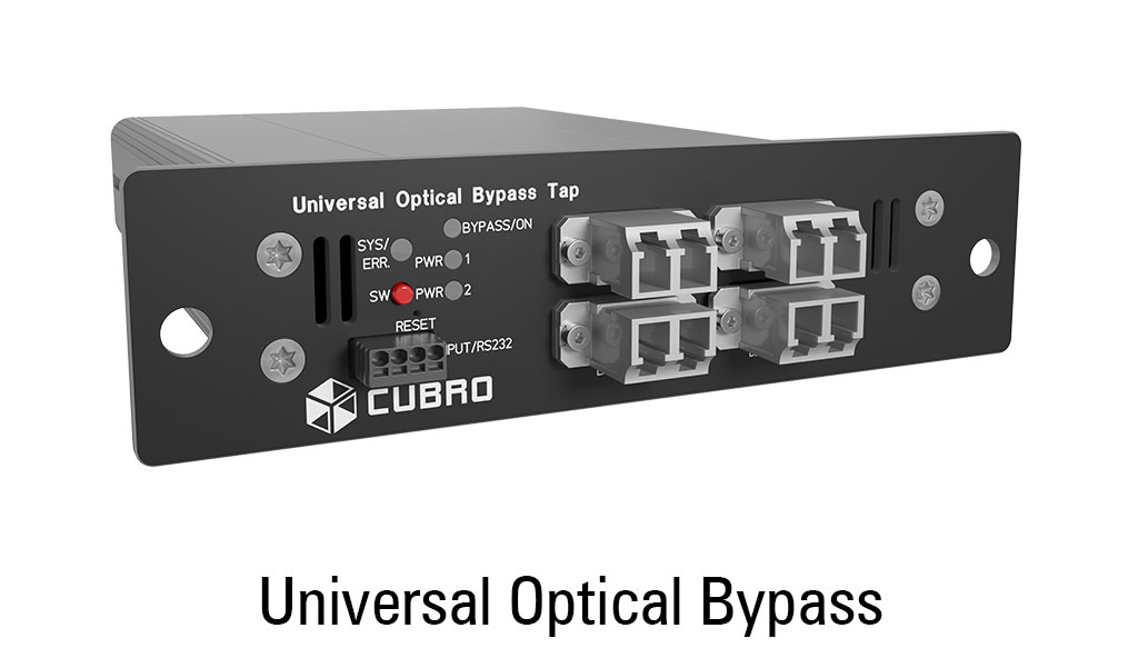 cubro universal bypass - side view